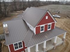 Project Gallery » Fabral metal roofing