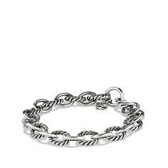 Medium Oval Link Chain Bracelet