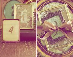 Frames table numbers.