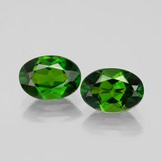 Natural Green Chrome Diopside