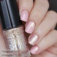 Nuevos colores - Esmaltes de uñas Maybelline Color Show - Gilded Rose