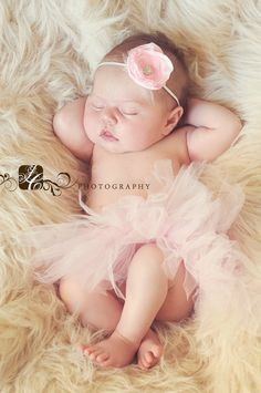 Custom Newborn Tutu      Just too cute!!