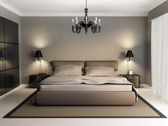 Modern Bedroom Design Ideas: Don't Forget to Design a Soothing Bedroom