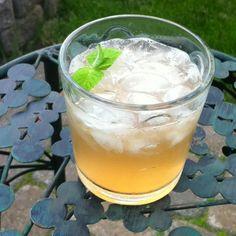 Pear honey sipping vinegar