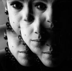 Edie Sedgwick (by Jerry SCHATZBERG, 1966)