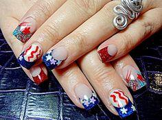 Holiday Style by dcgroves - Nail Art Gallery nailartgallery.nailsmag.com by Nails Magazine www.nailsmag.com #nailart
