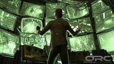Batman Arkham City The Riddler Trailer