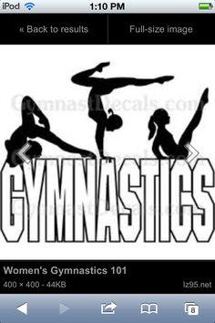 Gymnastics oh yeahhh