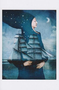 Sail away into the night... sweet dreams