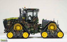 John Deere 9RX Big Tractors, John Deere Tractors, Case Ih, John Deere Equipment, Heavy Equipment, John Deere Merchandise, Tractor Coloring Pages, Tractor Pictures, Tractor Accessories