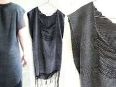 looming via future fashion now Fashion Now, Future Fashion, Fashion Trends, Braids With Weave, Diy Clothes, Clothes Horse, Fashion Forward, Knitwear, Cute Outfits