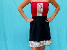 Alabama GameDay Dress  Big Al Tailgate