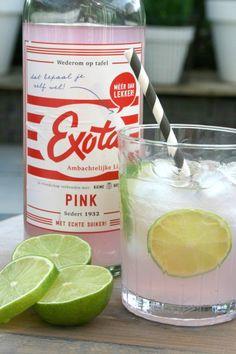 Exota limonade  Zusje´s favoriet