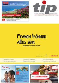 jobs | tip - Travel Industry Professional | Österreichs führende Reisebüro- und Tourismusfachzeitung