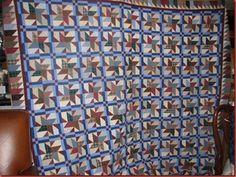 Bonnie Hunter's pattern
