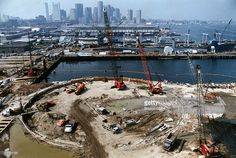 Third Harbor Tunnel and Ted Williams Tunnel of the Big Dig project.