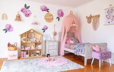 Rug perfection by you can find this beautiful Metropolitan Mirha Pink Medallion Transitional Rug on their website and it comes in a few different sizes 💕pssst, it hides stains really well 🤫 via Australian Nursery, Just Kids, Toddler Modeling, Transitional Rugs, Nursery Inspiration, Eclectic Decor, Bedroom Inspo, Educational Toys, Kids Furniture