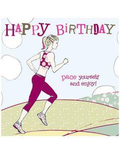 Resultado de imagen para happy birthday wishes for runners