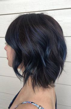 Beat the summer heat with eternally cool purple & blue hues.  Color by Casidee | Pensacola Beach | #FusionSpaSalonAveda  http://fusionspasalonaveda.com/