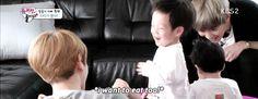baekhyun… stop eating the children… 3/3