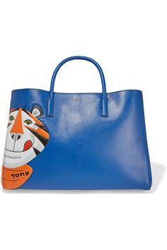 ANYA HINDMARCH . #anyahindmarch #bags #hand bags #suede #tote #