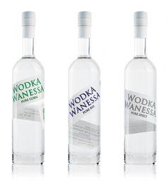 Wodka Wanessa