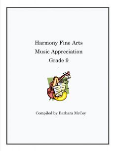 Free High School Music Appreciation Curriculum - http://www.freehomeschooldeals.com/free-homeschool-curriculum-high-school-music-appreciation/