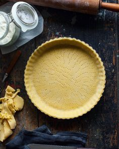 In both of our families pies or tarts are much more than a dough and a delicious filling. They represent love and care, they represent large family gatherings, all the laughs and sad, comforting conversations, they even represent celebrations you never forget like a new baby in the family or a wedding. So yes, making a pie is a pretty big thing. Not because of the baking process, but because you will share a piece of pie and also a  piece of moment with someone.  | jernejkitchen.com