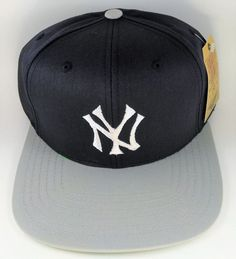 Vintage American Needle New York Yankees MLB Baseball Adjustable Snapback  Hat Cap 0a7127656b2