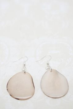 natural earring
