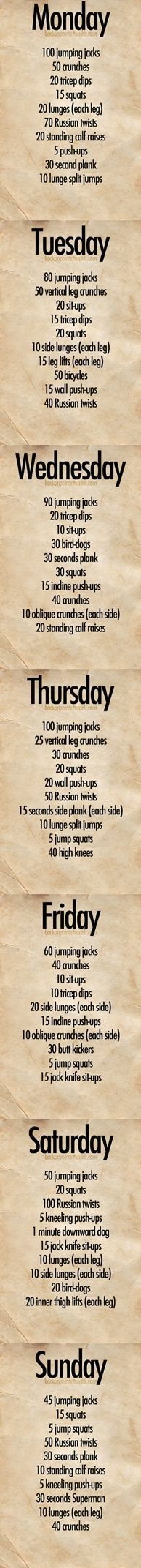 Flatten your belly, slim your thighs, and firm your butt in 2 weeks--without a single sit-up or squat. MUST TRY!.