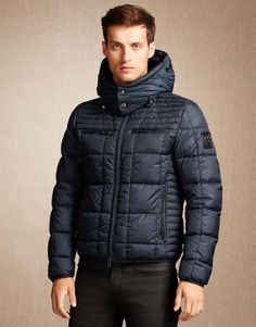 Fairsted Blouson - Navy Down Jackets