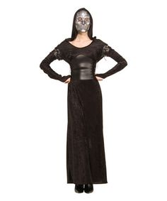 Loving this Death Eater Costume Set - Women on #zulily! #zulilyfinds