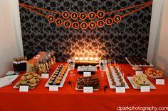 Honey Bee Sweeterie: Halloween Dessert Table