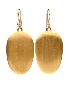 Ted Muehling | 24K Gold Vermeil Chip Earrings | EarringsFor Her | JewelryGifts