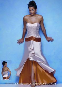 Texas Longhorn Wedding Dress! I'm NEVER getting married but if I did-I would wear this dress!!!