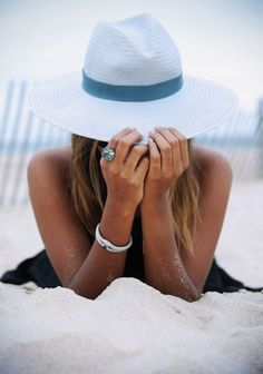 Find the perfect beach day hat on http://ShopStyle.com!
