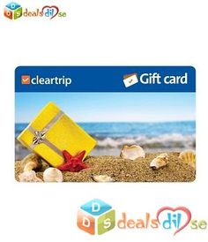 Cleartrip E-Gift Card 20% off