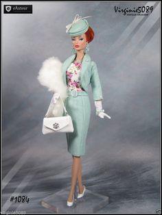 Tenue Outfit Accessoires Pour Integrity Toys Barbie Silkstone Vintage 1084 | eBay