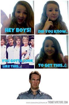 Hahahahaha. Burn...