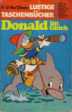 Donald im Glück