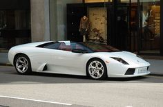 #Lamborghini Murcielago Roadster