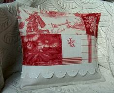Lovely pattern, for a Christmas pillow!