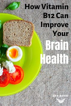 Want to improve brain health and memory? In this article, find out how vitamin can help improve your health and where to find it! Healthy Brain, Brain Health, Health And Nutrition, Health And Wellness, Vitamins For Memory, Diet Inspiration, Vitamin B12, Keeping Healthy, Healthy Weight Loss