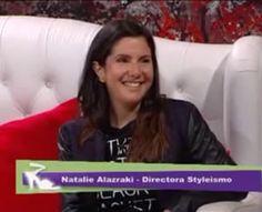 Entrevista a Natalie Alazraki en Tres A La Moda edición especial del Día de la Madre mirá la nota en www.styleismo.com/press