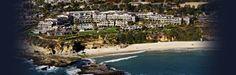 Laguna Beach California | Montage Laguna Beach.  Gorgeous beach for kiddos.  Tidal pools to play in.  Beautiful, cozy, beachy rooms.