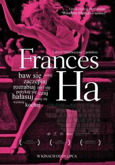 Fances Ha, 8 sierpnia 2013 r, godz. 21, Kino Nowe Horyzonty, Wrocław
