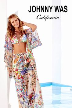 7146fd36be2c Sunset Dreams #johnnywas Boho Fashion, Spring Fashion, Fashion Outfits,  Womens Fashion,