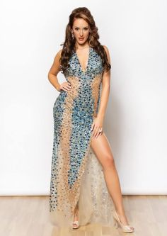 Scene Photo, Long Dresses, Special Events, Compliments, Crowd, Neckline, Deep, Gowns, Magazine