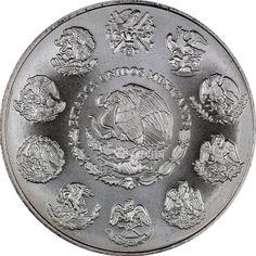 2004 Mexico Silver Libertad 1oz